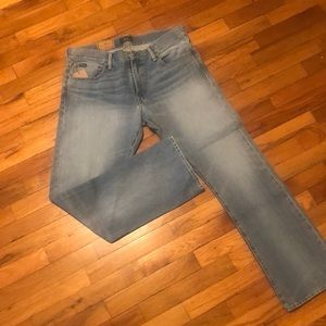 Men's Polo Jeans Boot Cut 34X32 NWT